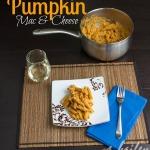 Pumpkin Mac & Cheese via Ari's Menu
