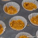 Peanut Butter Pumpkin S'mores Cups
