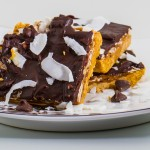 Skinnified Sunday: Samoa Cookie Bars