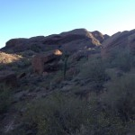 Mac Visits: Day 3, Hiking Camelback