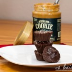 Salted Chocolate Cookie Butter Cups
