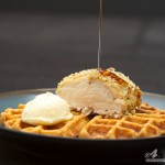 Skinnified Sunday: Chicken & Waffles