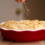 Brulee'd Butterscotch Banana Cream Pie