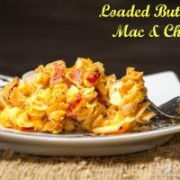 Loaded Butternut Mac & Cheese