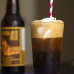 Beer Floats via Ari's Menu