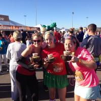 Hot Chocolate 15k Race Recap