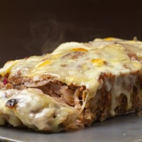 French Onion Meatloaf #glutenfree