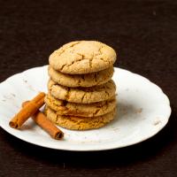 Chai Spiced Snickerdoodles #vegan