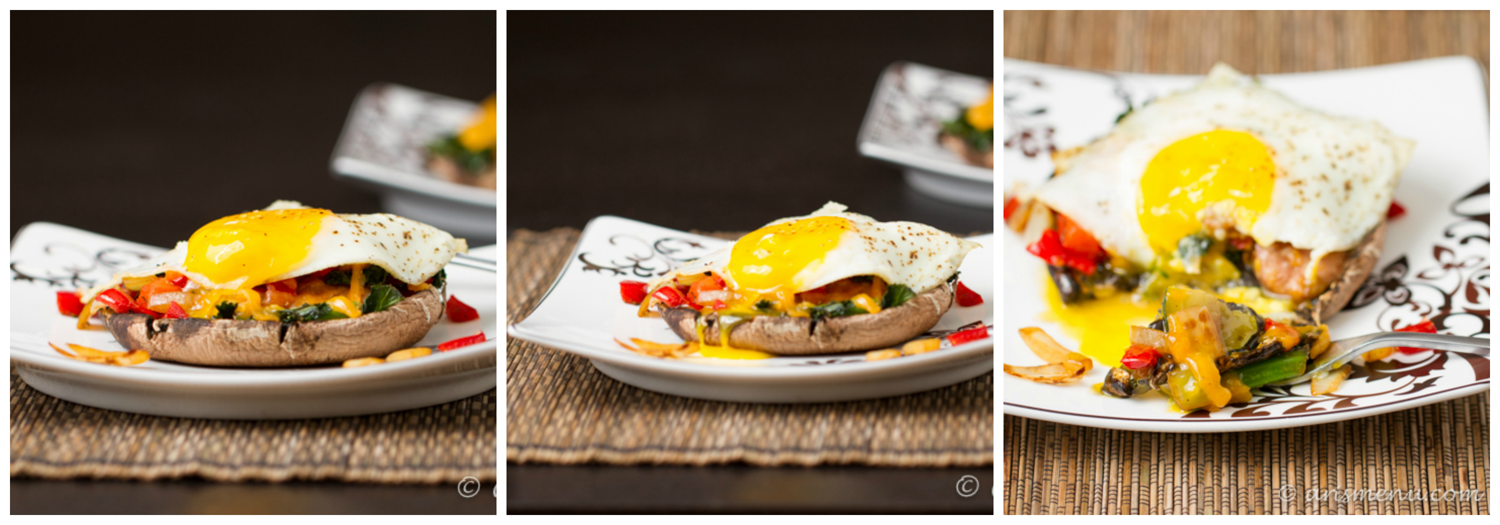 Portobello Breakfast Cups #glutenfree via arismenu.com.jpg