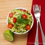 Guacamole Chicken Salad #glutenfree #dairyfree