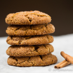 Vanilla Bean Snickerdoodles {vegan & gluten-free}