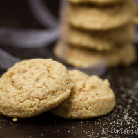 Soft & Fluffy Sugar Cookies {The Great Food Blogger Cookie Swap}