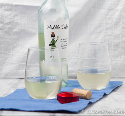 Middle Sister Wines: Drama Queen Pinot Grigio